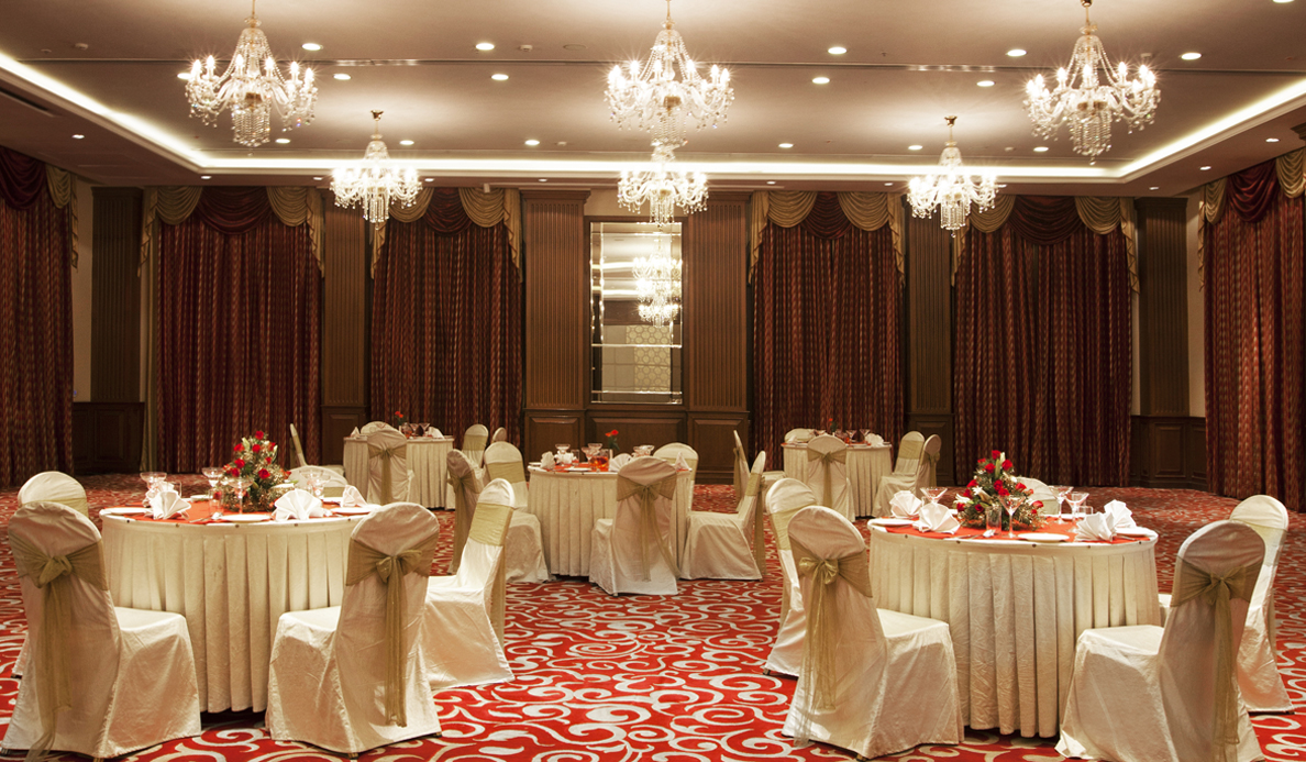 Banquet Hall 1 View 1