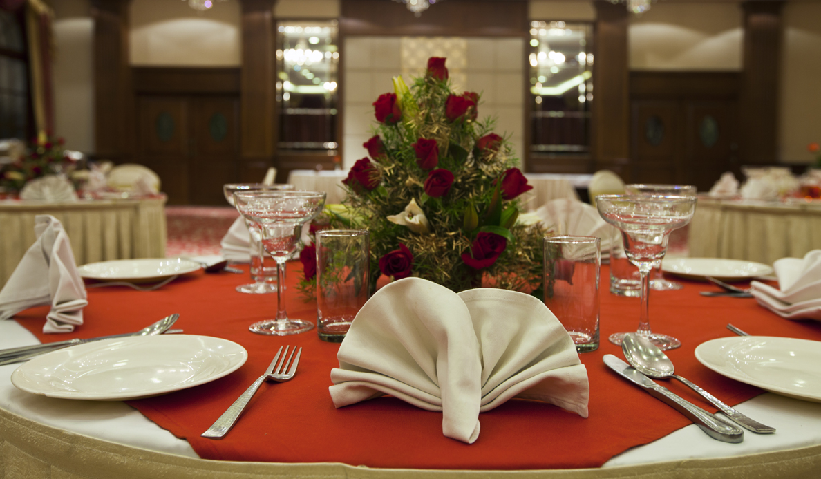 Banquet Hall 1 View 2