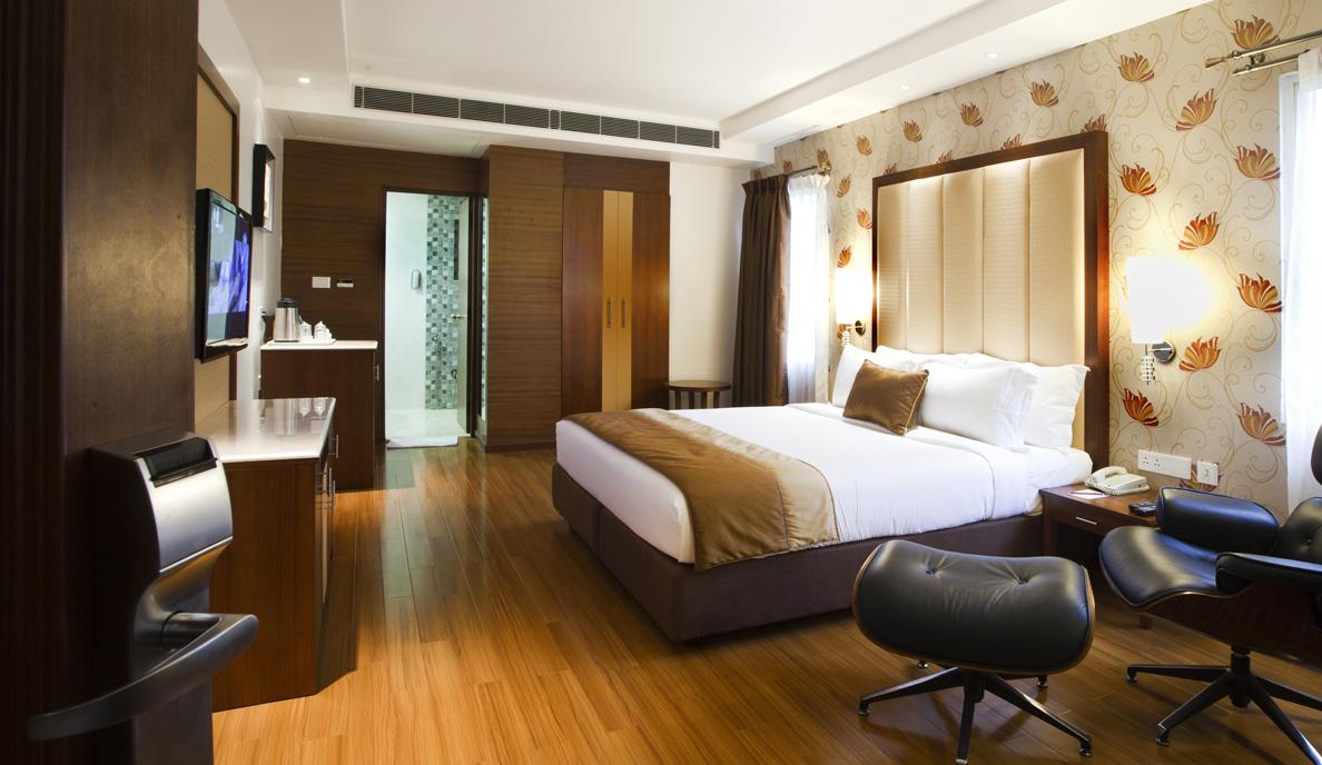 Luxury Room View 2