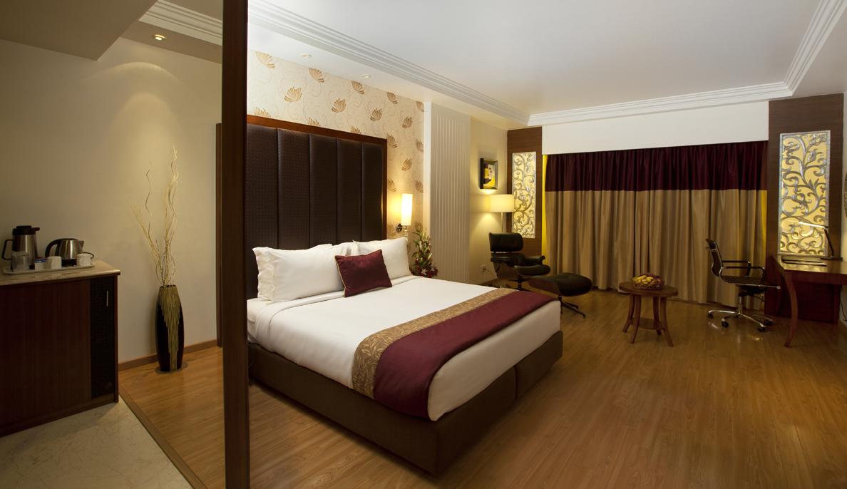 Luxury Room View 1
