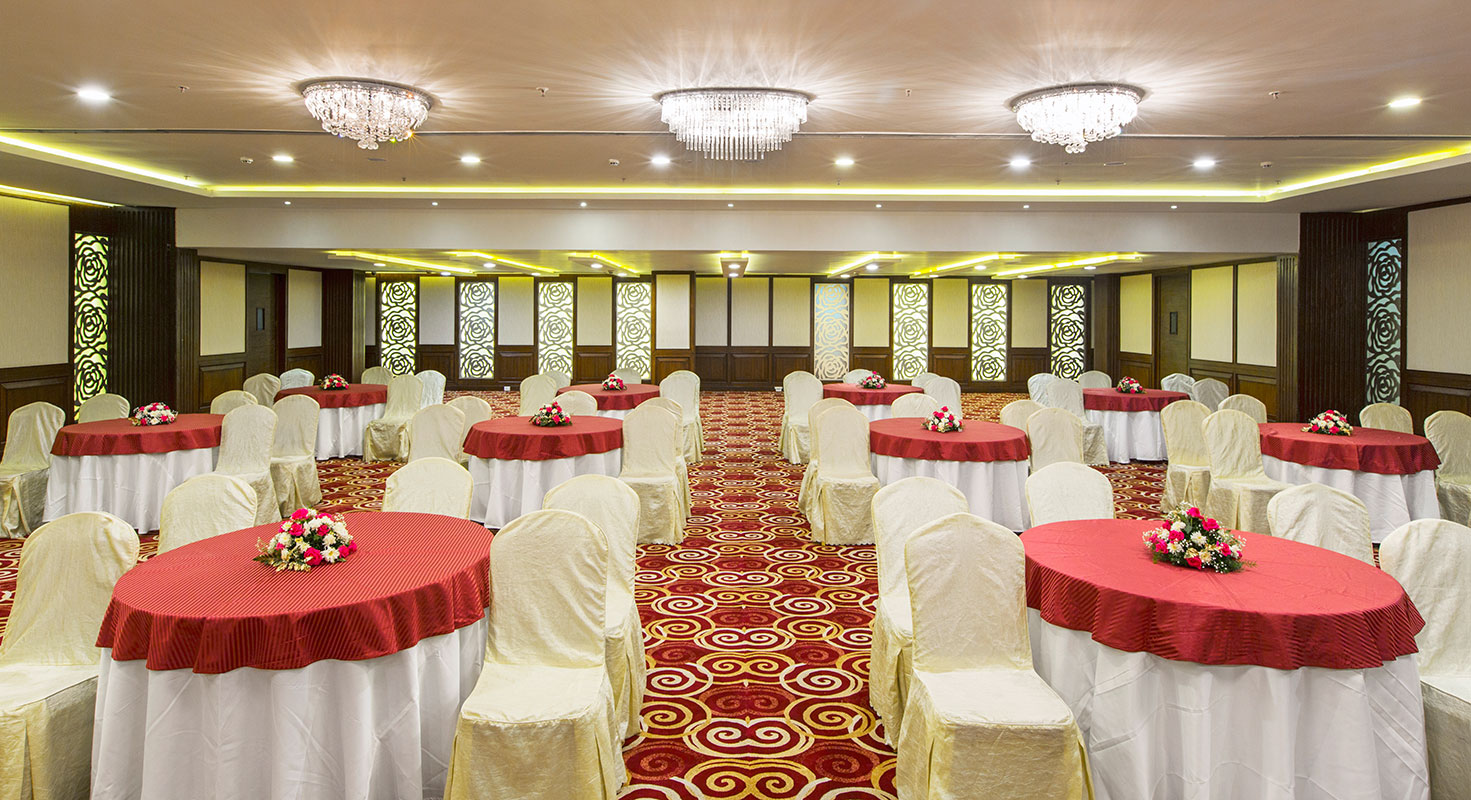 4 Star Business Hotel Banquet Halls Bangalore The Grand Magrath